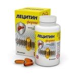 Лецитин Форте 90 капсул для печени, 600 мг