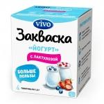 VIVO-ВИВО Йогурт с лактулозой